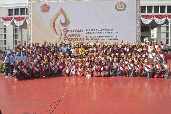 Gebyar Karya Pertiwi, Salah Satu Wujud Melestarikan Budaya Nusantara