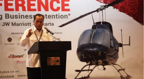 Menhub Dorong Helikopter Jadi Transportasi Pilihan di Kota-Kota Besar