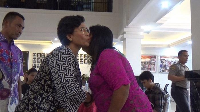 Keluarga Ipda M Sigalingging, Korban Aksi Terorisme di Mapoldasu Tahun 2017 Lalu Terima Kompensasi dari LPSK