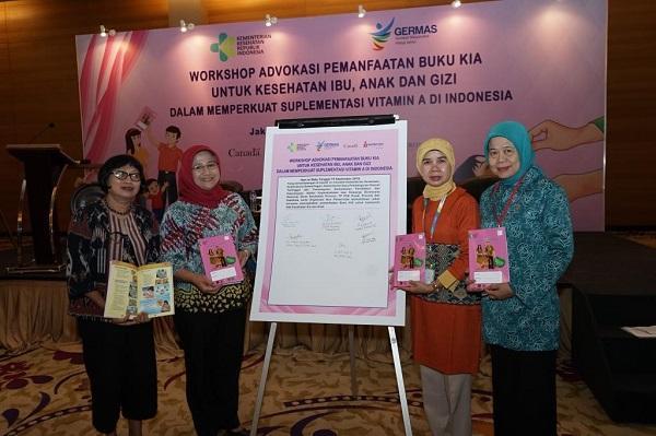 Ayo Tingkatkan Pemanfaatan Buku KIA untuk Pantau Kesehatan Ibu dan Anak