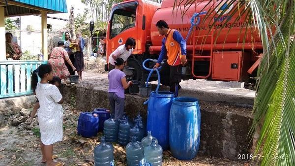 4,87 Juta Jiwa Penduduk Terdampak Kekeringan yang Tersebar di 4.053 Desa