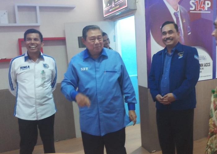Tuduhan SBY Money Laundry, Hinca Panjaitan: Partai Demokrat Tak Akan Tinggal Diam