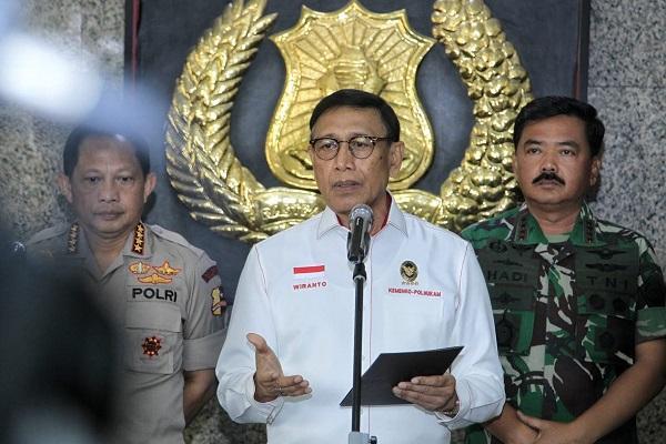 Ada 5 Pemilihan, Wiranto: Pemilu 2019 Lebih Rumit dan Kompleks