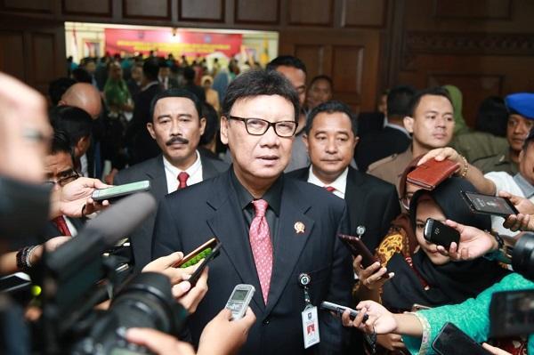 Mendagri Dorong KPU Perbanyak 'Smart Campaign'