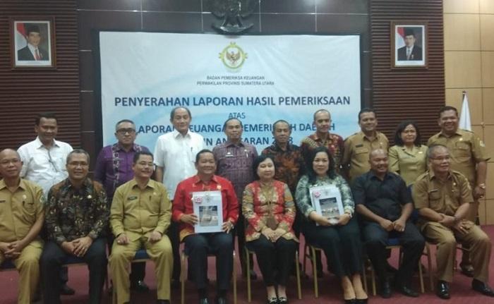 Pertumbuhan Ekonomi Meningkat, Dana Insentif Daerah Kabupaten Samosir Naik 226 Persen
