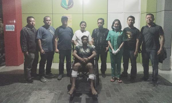 Komplotan Curanmor Bermodus Wanita Ditangkap Polsek Percut Seituan, 1 Pelaku Dihadiahi Timah Panas