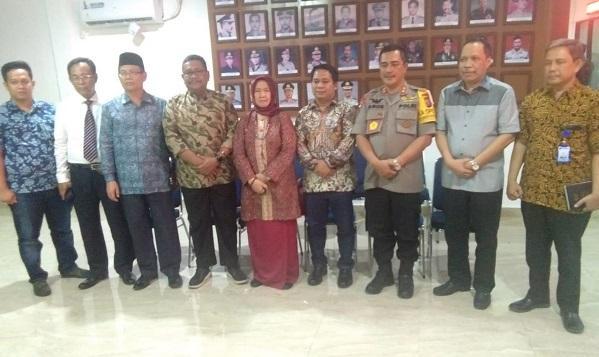 Terkait Demo Anarkis di DPRD Sumut, Kapoldasu Lakukan Pertemuan dengan Para Rektor, Tangguhkan 40 Mahasiswa