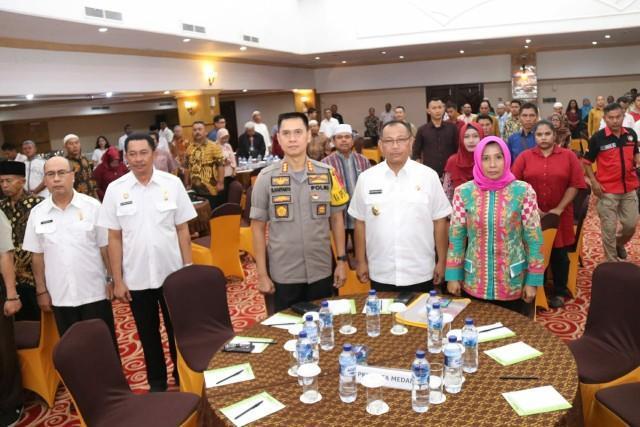 Wakil Walikota Berharap Tokoh Agama dan Tokoh Masyarakat Jadi Agen Perubahan