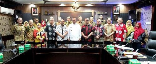 Pemko Bandung Lakukan Studi Tiru ke Pemko Medan