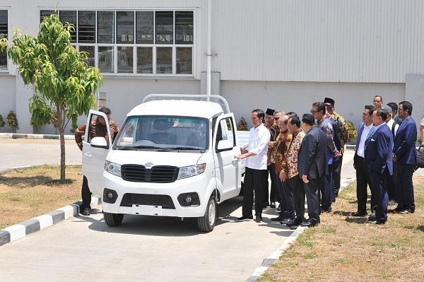 Mobil Esemka Resmi Diluncurkan Presiden Jokowi, Dibandrol dengan Harga Sekitar Rp 110 Juta