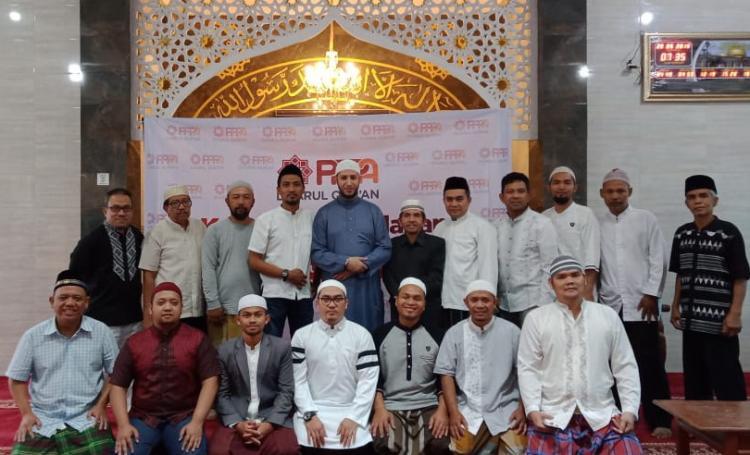 Kajian Ahad Subuh Bersama Syeikh Ahmad Al Misry di Masjid Al Akbar Grand Monaco