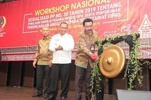 Walikota Medan Harap Sekwan Mampu Jadi Ujung Tombak DPRD