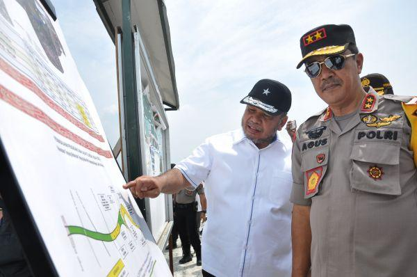 Kapolda Sumut Rencanakan Pembangunan Pos Polisi di Pulau Asu Kabupaten Nias Barat