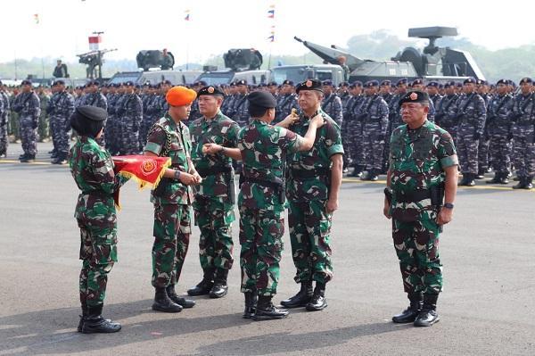 Panglima TNI: Pembentukan Kogabwilhan Upaya Pembangunan Kekuatan TNI