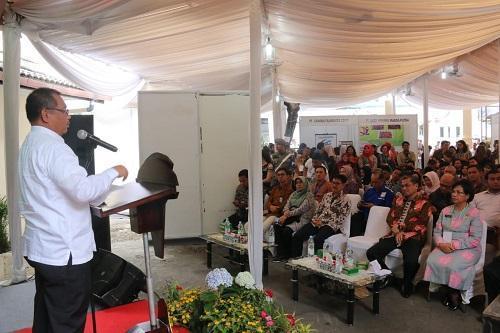 Walikota Medan Buka Penyelenggaran Job Fair Kota Medan