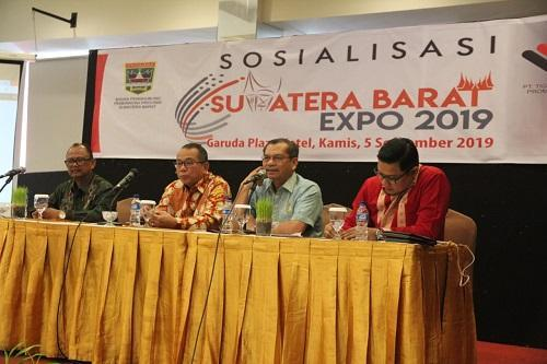 Sumbar Expo Tanggal 14-17 November 2019 Akan Digelar di Lapangan Merdeka Medan