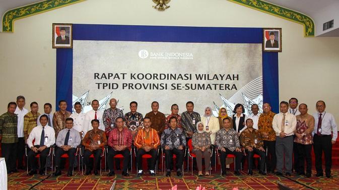 Musa Rajekshah Apresiasi Rapat TPID se-Sumatera di Sumut