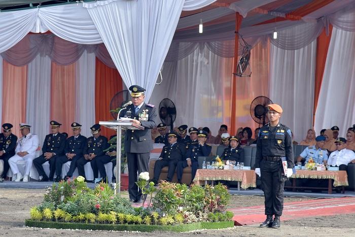 Apel Hari Perhubungan Nasional, Gubernur Sumut Ajak Masyarakat Tingkatkan Disiplin Berlalu Lintas