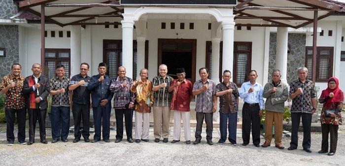 PJ Bupati Siap Junjung Tinggi Adat Budaya Pakpak Bharat