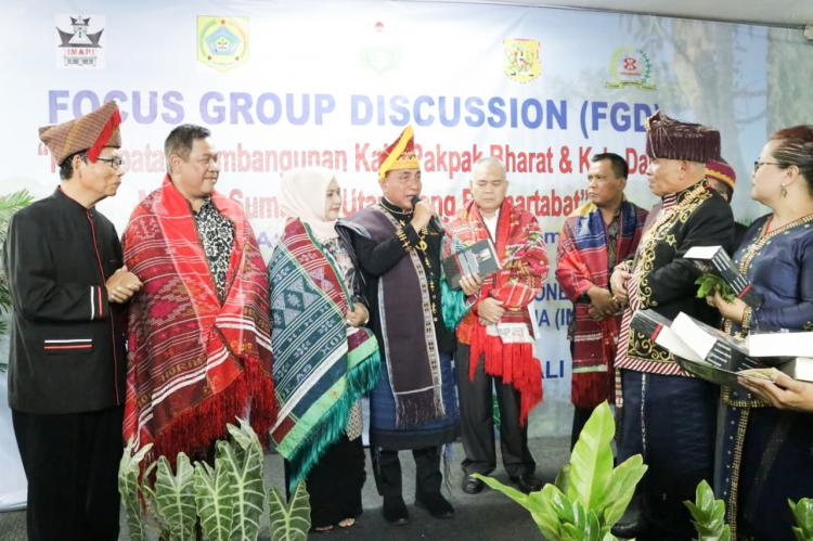 Gubernur Sumut Ajak Bupati/Walikota Rancang Grand Design Pembangunan Sumut