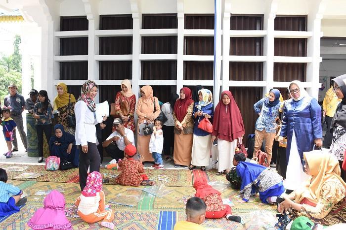 Meriahkan HAN, GOPTKI Gelar Perlombaan antar TK/RA se-Kabupaten Deli Serdang