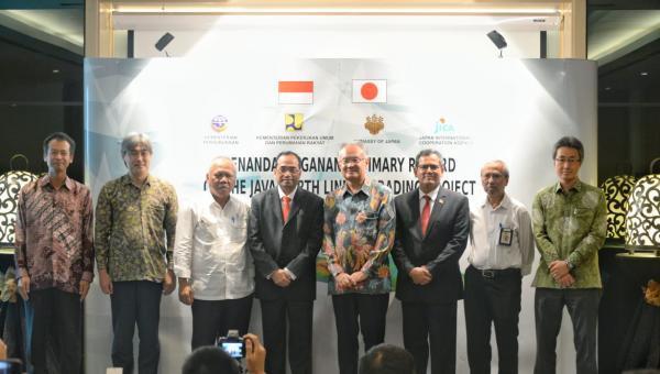 Kereta Cepat Jakarta-Surabaya Diharapkan Beroperasi Tahun 2024