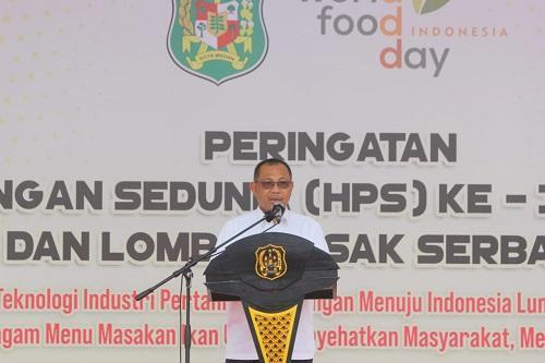 Wakil Wali Kota Medan Apresiasi Peringatan Hari Pangan Nasional ke-39