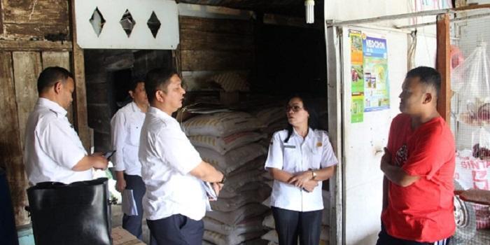Pemkab Dairi Lakukan Monitoring Penyaluran Pupuk Bersubsidi