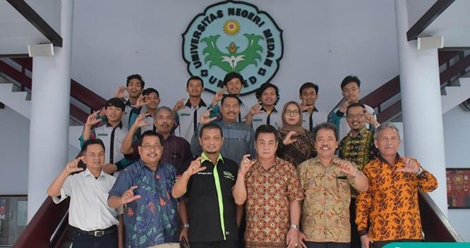 Mobil Hemat Energi Karya Mahasiswa Unimed Siap Berlaga di Kontes KMHE di Malang