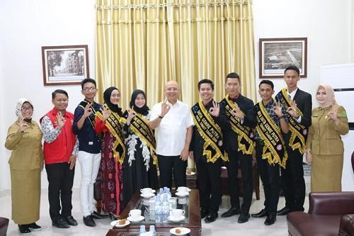 Walikota Medan Apresiasi Duta Genre Kota Medan Berhasil Menjadi Juara di Tingkat Provinsi