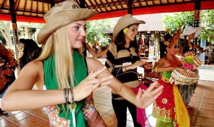 Wisman dari Malaysia Dominasi Kunjungan ke Indonesia
