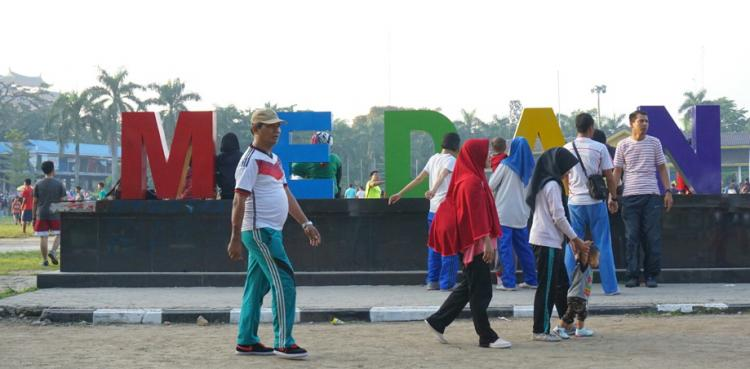 Lima Taman Ini Bisa Jadi Pilihan Rekreasi Saat Berada di Kota Medan