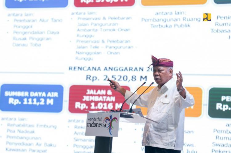 Dua Kementerian Anggarkan Rp4,6 Triliun Untuk Kembangkan 5 Kawasan Pariwisata Super Prioritas