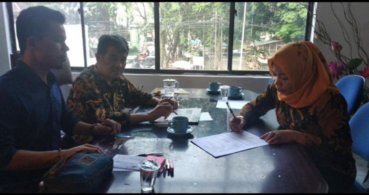 Soal Pengesahan P APBD TA 2019 DPRD Sumut Gagal, Ketua DPRD Sumut di Somasi FITRA SUMUT dan SAHDaR