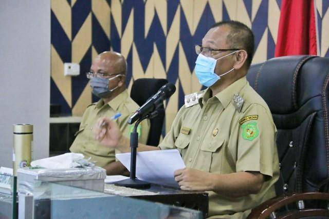 Terkait Penyelamatan Aset, Plt Walikota Medan Sampaikan Ucapan Terima Kasih untuk Kejari Medan dan Kejari Belawan