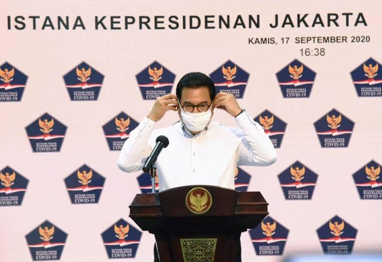 Kota Medan Jadi Prioritas Nasional Penanganan Covid-19