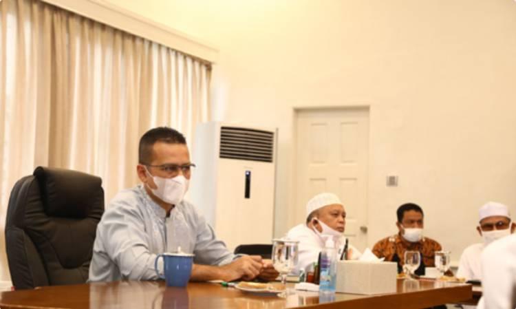 Musa Rajekshah Pimpin Rapat Bersama IPHI Sumut, Tetap Jaga Suasana Kondusif Jelang Pilkada Serentak 2020
