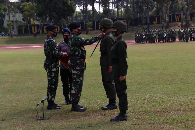 Danjen Akademi TNI: Capratar Akademi TNI dan Cabhatar Akademi Kepolisian Generasi Muda Terbaik Pilihan Bangsa