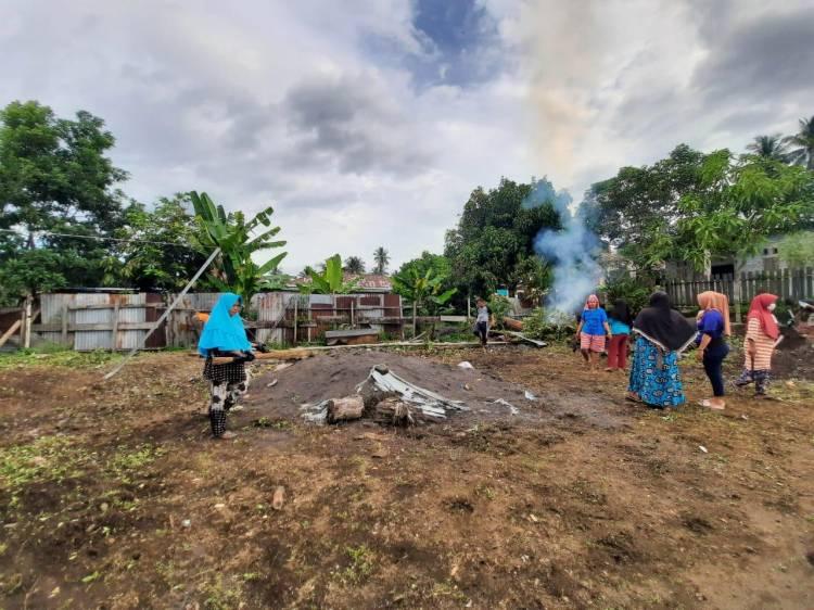 Dukung Program Kampung Hijau Pertamina, Ibu-Ibu Semangat Hijaukan dan Berdayakan Daerahnya