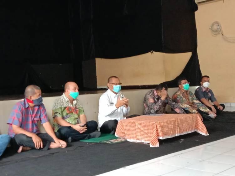 Akhyar Pertegas Komitmen Pemko Medan Menjadikan Lahan Eks TBSU sebagai Pusat Kesenian dan Kebudayaan