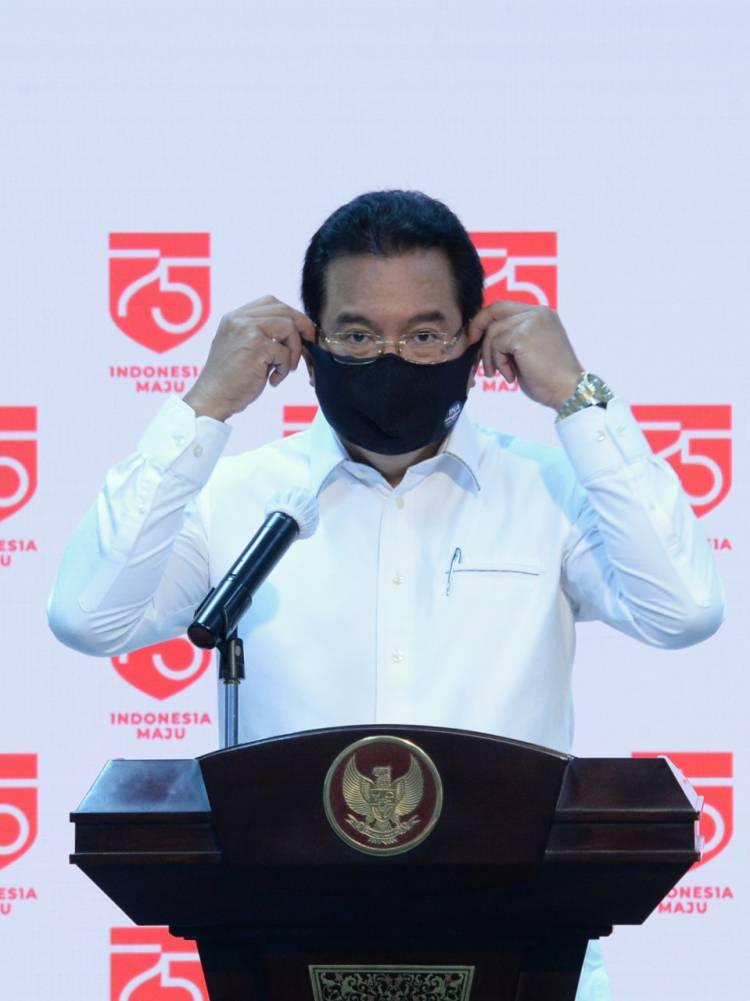 Termasuk Sumut, Pemerintah Pusat Pantau Penanganan Covid-19 di Sembilan  Provinsi