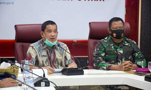"""Pemprov Sumut Bersinergi dengan TNI AL Amankan """"Pelabuhan Tikus"""""""