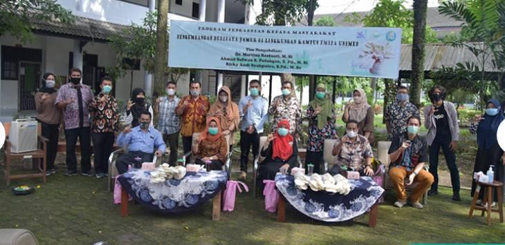 Ingin Tembus Pasar Lokal dan Supermarket, Dosen Biologi FMIPA Unimed Kembangkan Budidaya Jamur Tiram