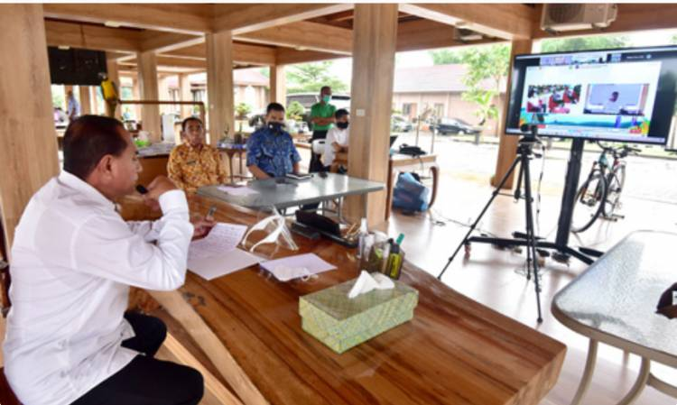 Pertamina Bantu UMKM Pariwisata di Danau Toba, Ini Kata Gubernur Edy Rahmayadi