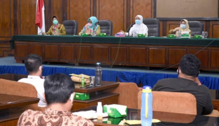 Pemprov Libatkan Ormas Bahas Persoalan Anak di Sumatera Utara