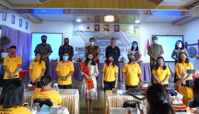 Pemkab Nias Utara Gelar Pelatihan kepada Pelaku Usaha Pariwisata