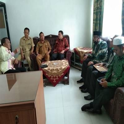 FKUB Kota Pematangsiantar Silaturahmi dengan Kepala Kankemenag, Tingkatkan Sinergitas