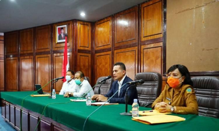 Seleksi Dirut PDAM Tirtanadi Dibuka, Wakil Gubernur Sumut Ingatkan Peserta Ikuti Tahapan Sesuai Aturan