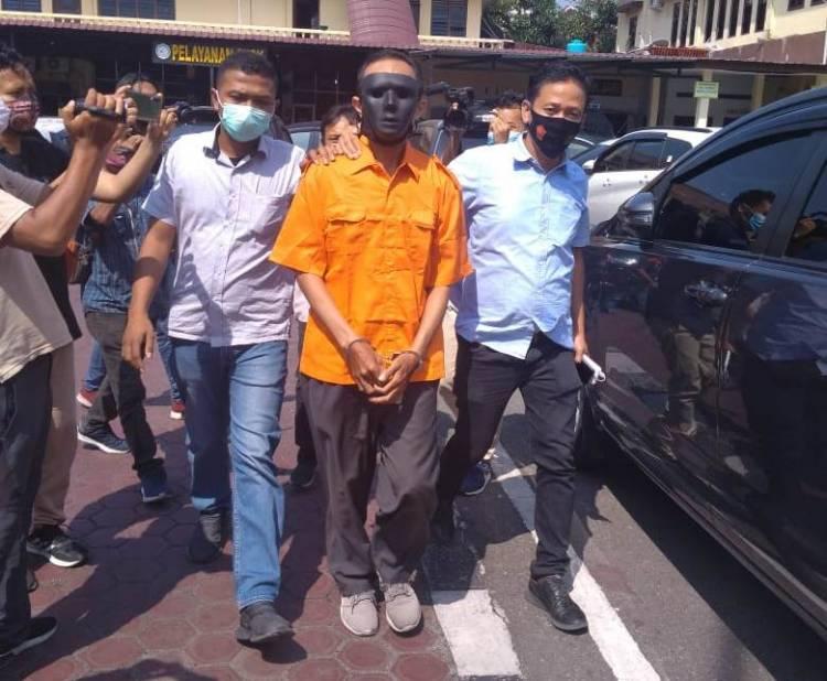 Manajer Keuangan PT Kantor Pos Medan Terlibat Korupsi Materai Hingga Rp2 Miliar, Unit Tipikor Reskrim Polrestabes Medan Tangkap Pelaku MMN