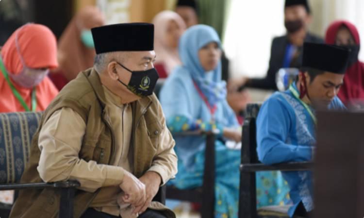 MTQ Sumut ke-37, Gubernur Edy Rahmayadi Berikan Hadiah Tiket Umrah untuk Qari/Qariah Berprestasi